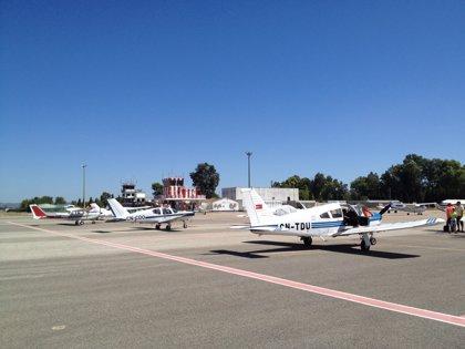 El Aeropuerto de Córdoba pone en servicio la pista ampliada con su longitud total