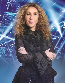 La diseñadora Reem Acra