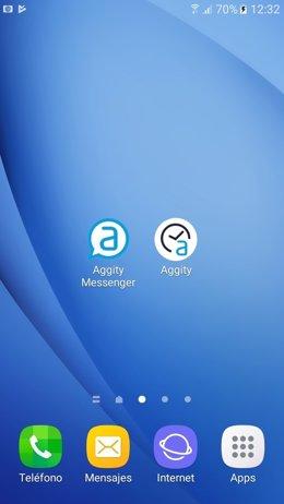 Corporate Messenger de Aggity