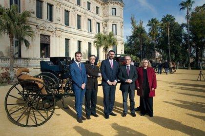 La Real Escuela de Arte Ecuestre diseña un programa para respaldar la designación de Jerez como Ciudad del Caballo
