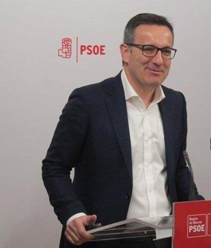 """Conesa dice que si es candidato y presidente, """"en 3 meses la Asamblea tendrá un proyecto de ley integral del Mar Menor"""""""