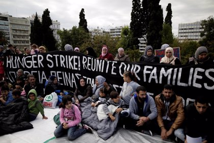Las peticiones de asilo en la UE caen un 43 por ciento