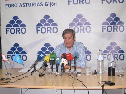 Cascos recuerda a Maroto que el Gobierno del PP necesita el voto de Foro para aprobar iniciativas