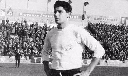 Fallece el exfutbolista del Racing José Luis García