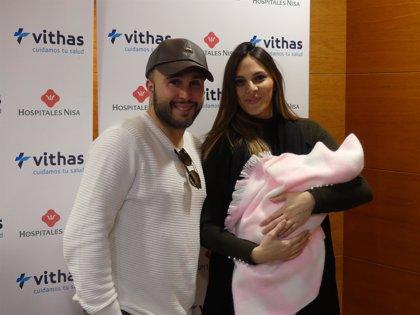 Kiko Rivera e Irene Rosales ya tienen a su pequeña Carlota en casa
