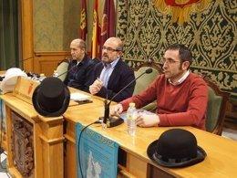 Presentación Carnaval Cuenca