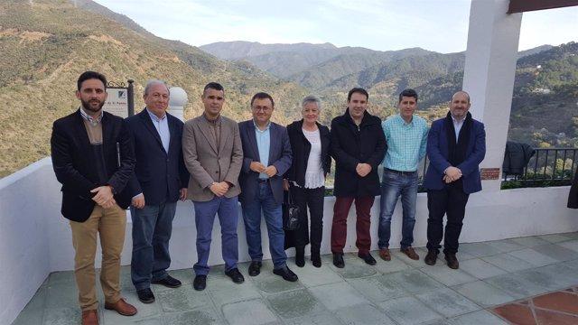 PSOE trabaj propuestas turísticas