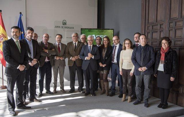 Consejo Andaluz de Entidades de Economía Social (Caees).