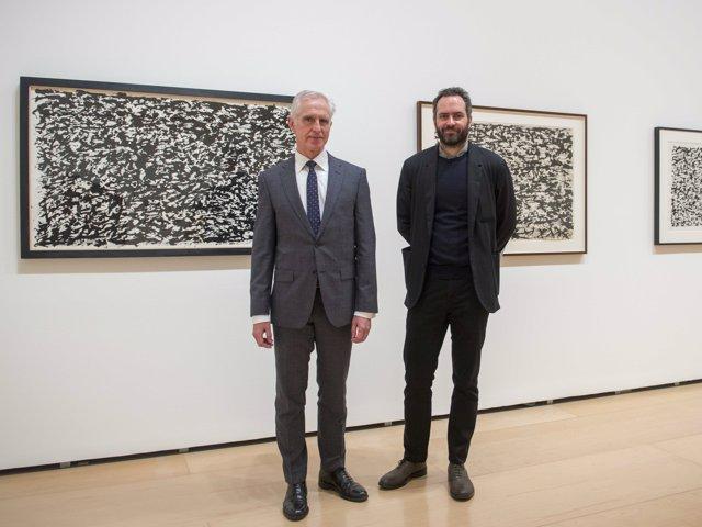 Juan Ignacio Vidarte y Manuel Cirauqui