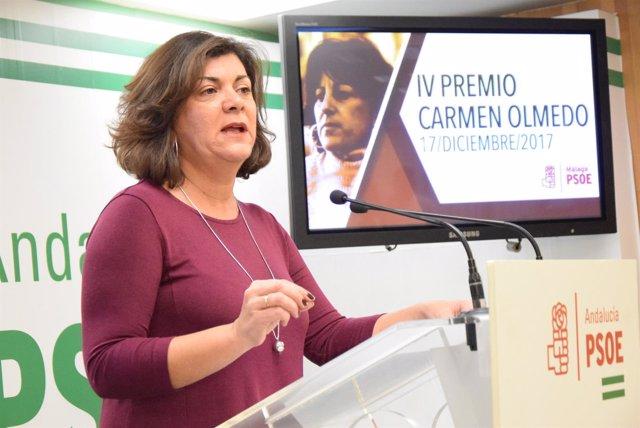 Fuensanta Lima premio Carmen Olmedo