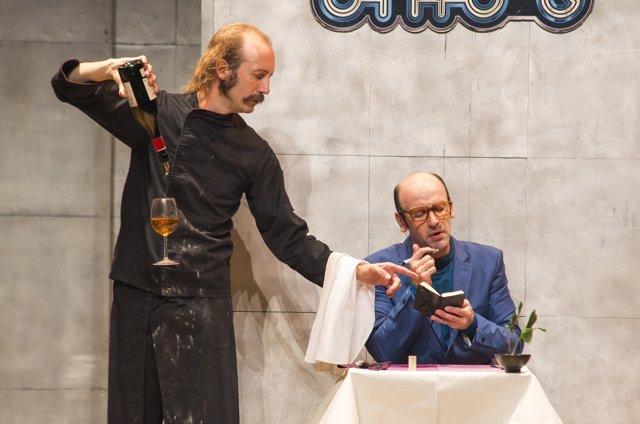 Obra teatro Yllana Chefs