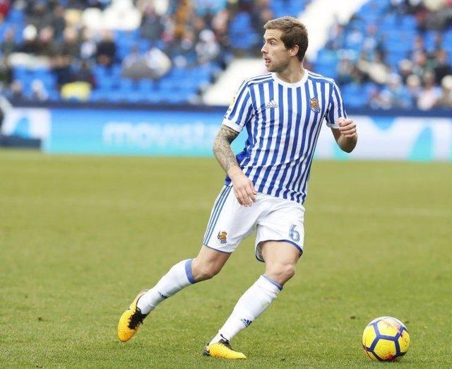 Íñigo Martínez (Real Sociedad)