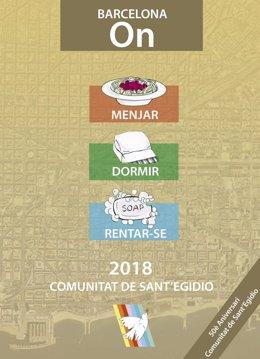 La guía de la Comunidad de Sant'Egidio en Barcelona