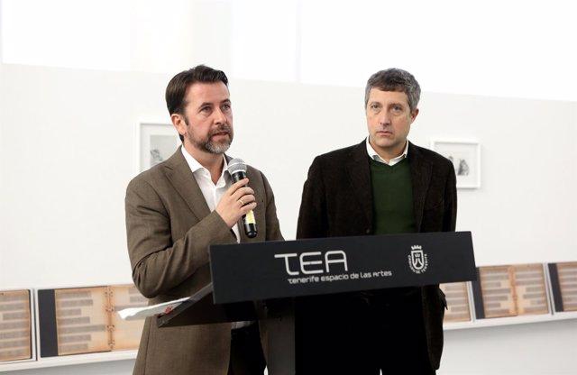 Presentación de la memoria de TEA