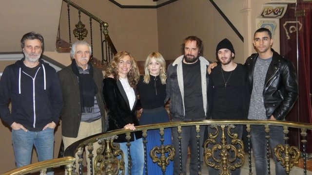 El Teatro Lope de Vega de Sevilla acoge 'Lulú', de Paco Bezerra