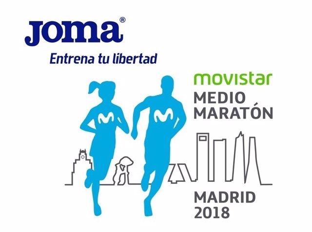 Joma, patrocinador del Medio Maratón de Madrid