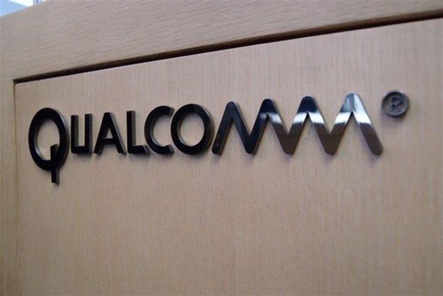 Qualcomm Logo Mwc