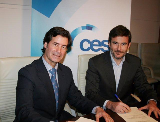 Presidente de la CES y director provincial de Relaciones Externas de Mercadona