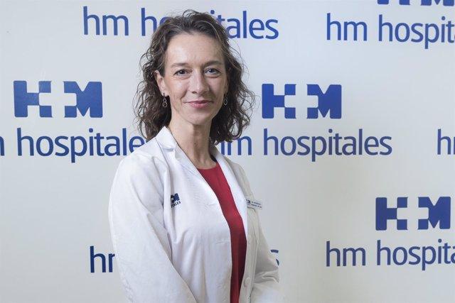 Doctora Eva Ciruelos