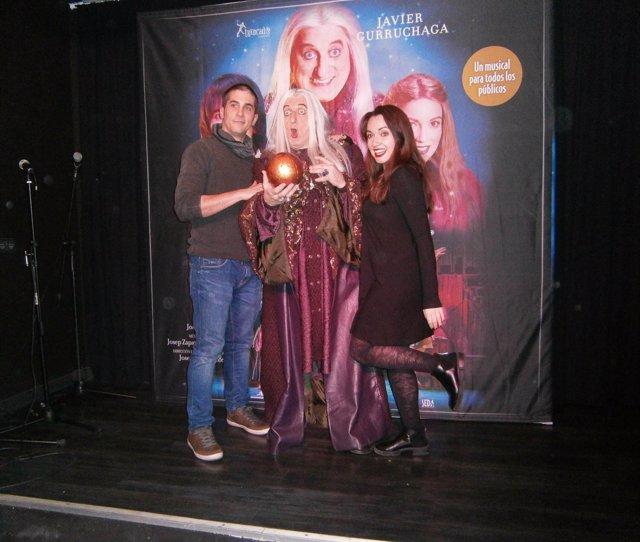 Presentación del musical 'Merlín, la leyenda'