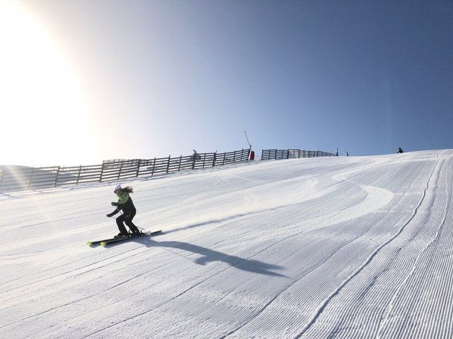 Aramón Valdelinares esquí