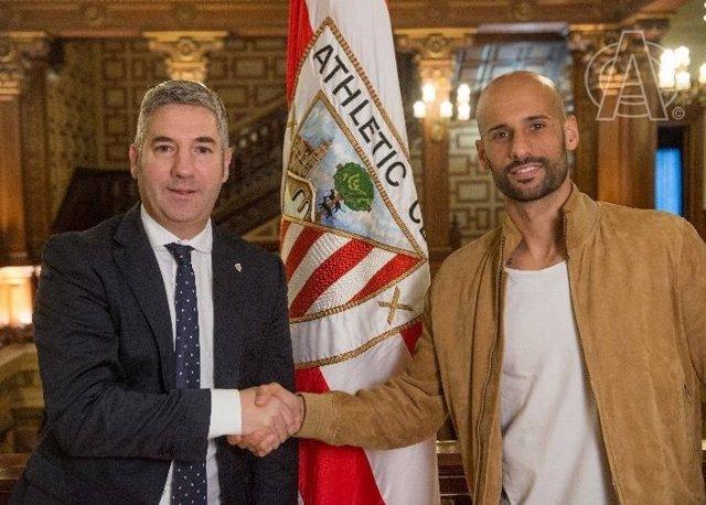 Mikel Rico Josu Urrutia Athletic