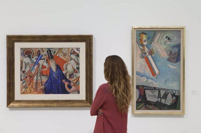 Picasso Málaga Somos plenamente libres cuadros exposición