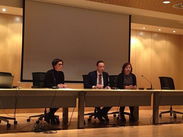Guillermo Martínez presentación aplicación informativa