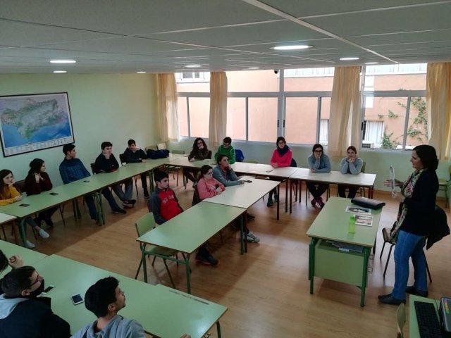 Nota De Prensa Y Fotos De Hoy, 2 De Febrero, Actividad De La Unidad De Prevenció