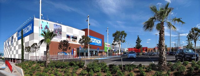Centro comercial Camino Real