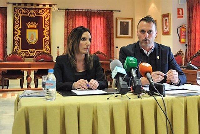 Isabel Jurado, alcaldesa de Chipiona