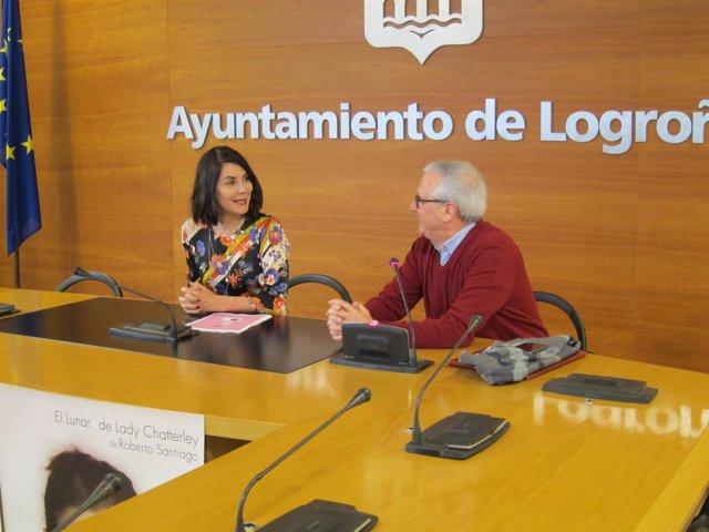 Ana Fernández En Logroño