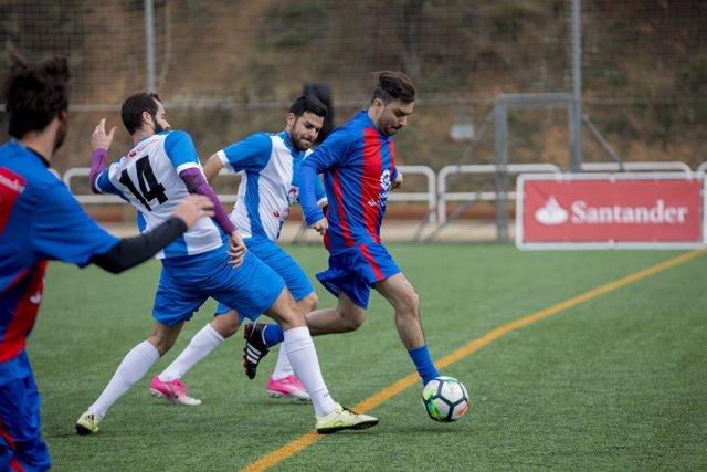 RCD Espanyol-FC Barcelona, Derbi de las Redacciones en Barcelona