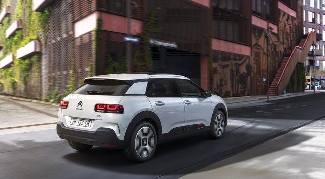 Nuevo Citroën C4 Cactus 'Cool&Comfort'