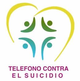 LOGO TELÉFONO CONTRA EL SUICIDIO