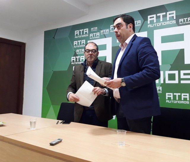Lorenzo Amor y Rafael Amor (ATA).