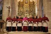 Foto: José Vicente Pérez, nuevo dean de la Catedral de Santander