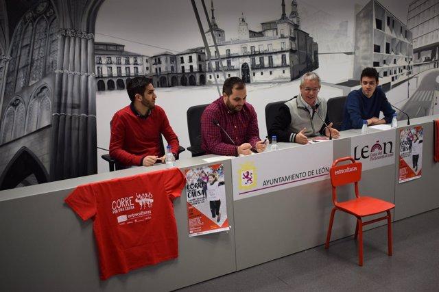 Presentación de la Carrera de Entrecultura.