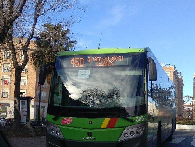 Avanza, autobús interurbano