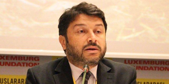 Director de la sección turca de Amnistía Internacional, Taner Kiliç