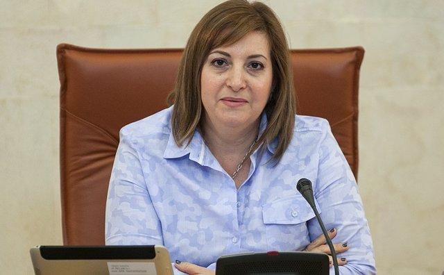 La diputada del PRC Rosa Valdés