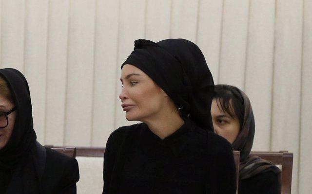 Lola Karimova-Tillyaeva, hija de Islam Karimov