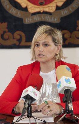 Esther Bolado, alcaldesa de Camargo
