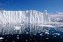 Foto: Diques submarinos para contener glaciares y la subida del mar