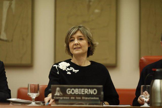 García Tejerina comparece en la Comisión para el Estudio del Cambio Climático