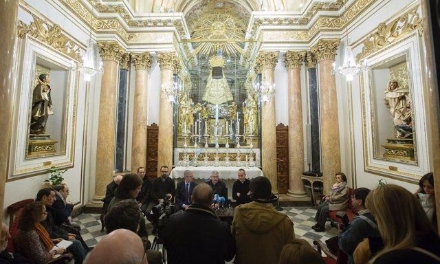 Parroquia Virgen de los Desamparados Paterna