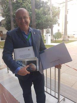 Alcalde de Jaén en Sevilla