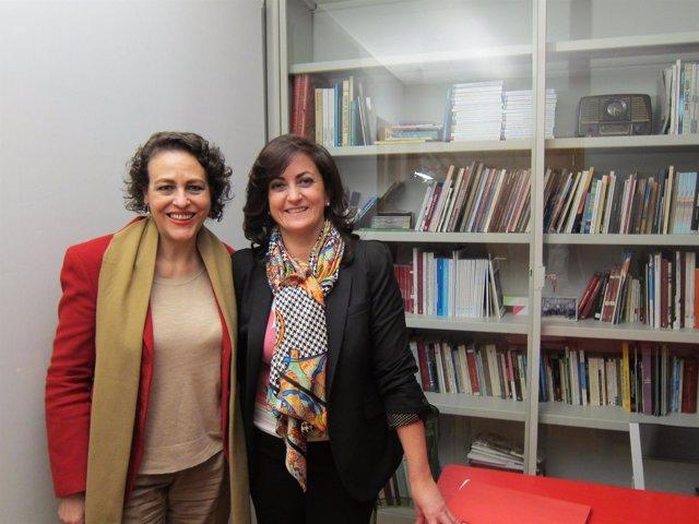 Magdalena Valerio Y Concha Andreu
