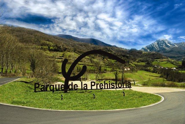 Parque de la Prehistoria.
