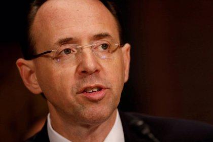 La Casa Blanca asegura que el vicefiscal general Rod Rosenstein no tiene previsto dimitir